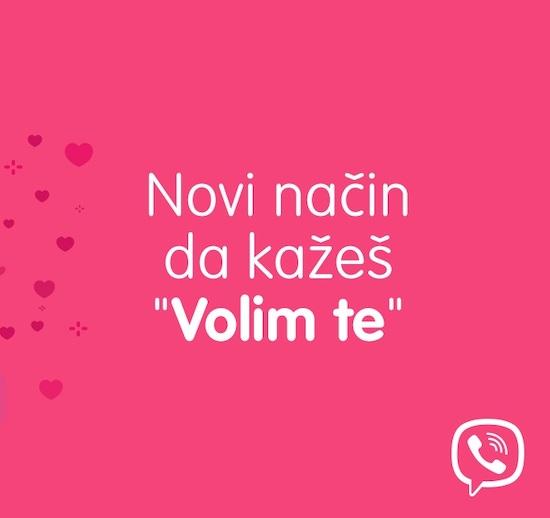 Dan zaljubljenih na Viber