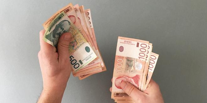 Danas isplata posebne novčane naknade