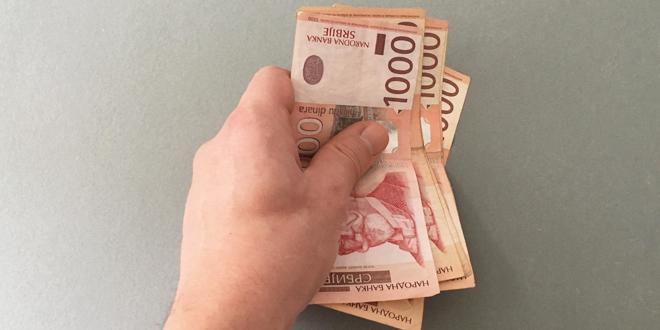 Danas martovska isplata za nezaposlene