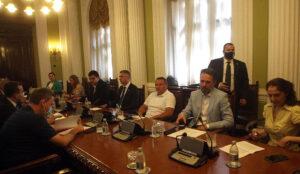 Danas nastavak međustranačkog dijaloga bez evroparlamentaraca, prisustvuje i Vučić
