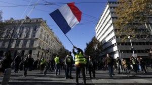 Danas nastavak protesta Žutih prsluka u Francuskoj