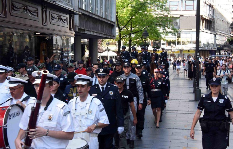 Dan MUP-a i Policije; Vučić: Radite najteži posao - štitite državu