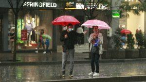 Danas oblačno i hladno, mestimično sa kišom, temperatura do osam stepeni