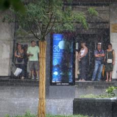 Danas ponesite kišobrane! U delovima Srbije se očekuju padavine