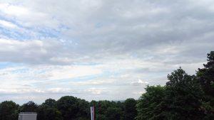 Danas promenljivo oblačno mestimično sa kišom