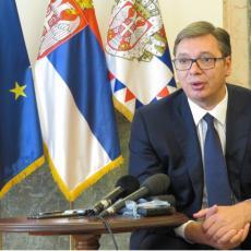 Danas sastanak predsednika Vučića i predstavnika Evropskog parlamenta Dejvida Mekalistera