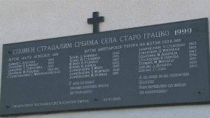 U Starom Grackom parastos povodom 20. godišnjice ubistva 14 srpskih žetelaca