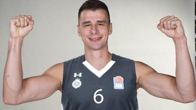 Dangubiću višegodišnji ugovor od Partizana!