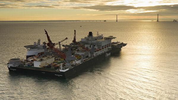 """Danska dozvolila radove za završetak izgradnje gasovoda """"Severni tok 2"""""""