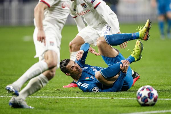 Dao gol Juveu u prvom meču, pravila mu ne daju da igra revanš osmine finala LŠ