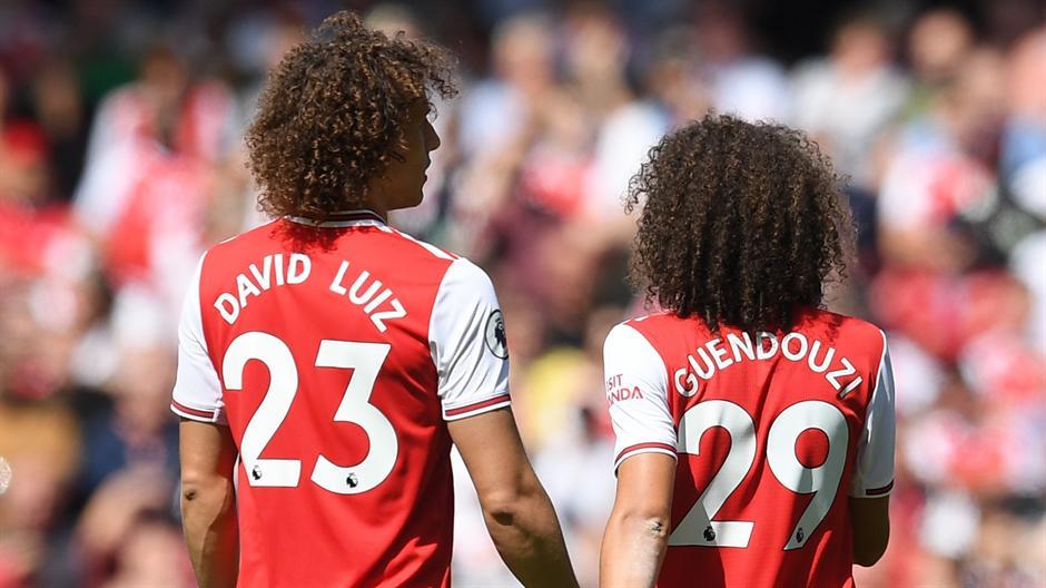 David Luiz: Došao sam u Arsenal jer sam AMBICIOZAN