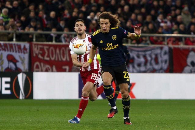David Luiz iznenada napušta Arsenal?