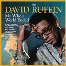 David Ruffin - My Whole World Ended (Album 1969)