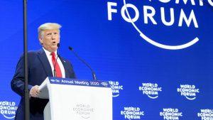 """Davos: Tramp se usprotivio klimatskim """"prorocima strašnog suda"""", Greta Tunberg bila u publici"""