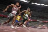 De Gras najbrži u polufinalu na 200 metara