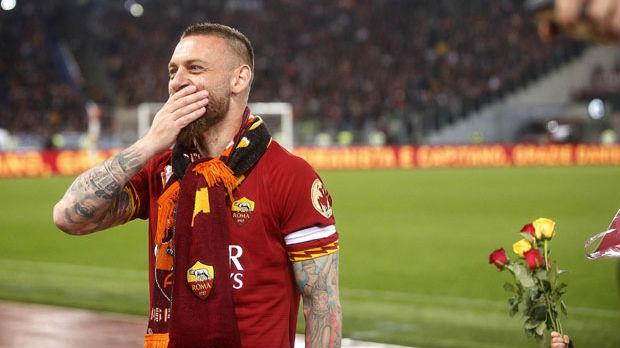 De Rosi iz poštovanja prema Romi odbija klubove iz Serije A