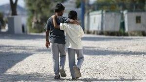 Deca na Lezbosu razmišljaju o samoubistvu