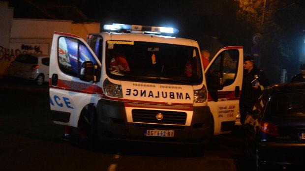 Dečak skočio sa trećeg sprata zgrade u Loznici