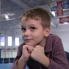 Dečaku niko nije došao na rođendan - onda su mu vatrogasci priredili iznenađenje koje će pamtiti! (VIDEO)
