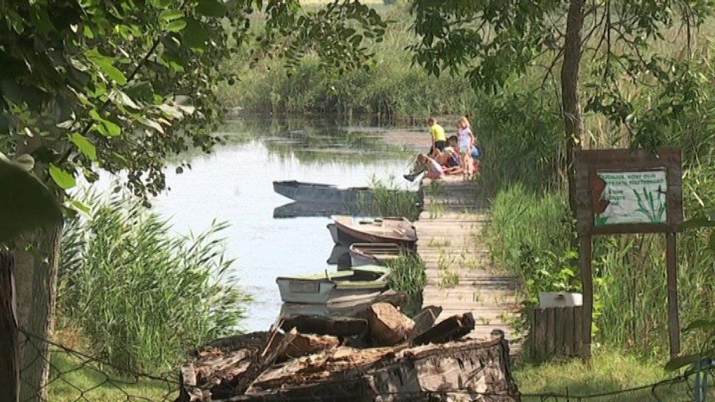 Dečiji kamp u Bačkom Monoštoru