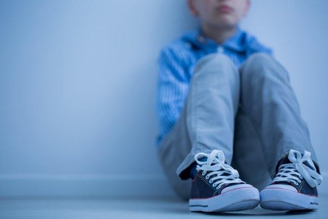 Dečja tuga može da pređe u depresiju