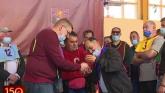 Deda i unuk pobednici Tucanijade u Mokrinu VIDEO