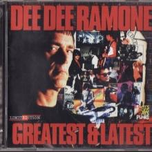 Dee Dee Ramone - Greatest and Latest (2000)