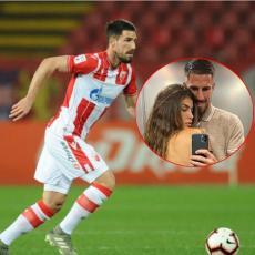 Degenek objavio selfi sa suprugom, SVI GLEDAJU samo u prezgodnu Aleksandru (FOTO)