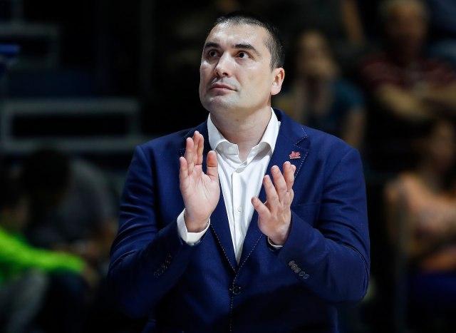 Dejan Milojević asistira Igoru Kokoškovu u reprezentaciji