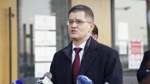 Delegacija NS u Predsedništvu, Jeremić kaže da im je Vučić pretio i vikao