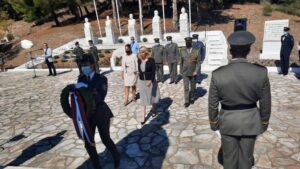 Delegacija Srbije obeležila u Polikastru 103. godišnjicu proboja Solunskog fronta