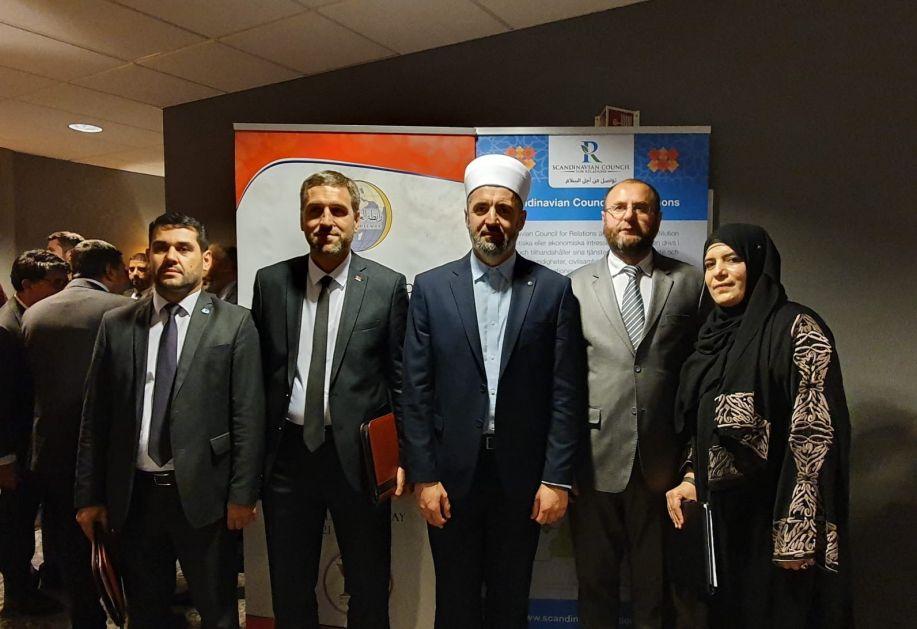 Delegacija iz Sandžaka na konferenciji Rabite u Oslu