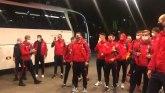 Delije iz Nemačke iznenadile Stankovića i ekipu VIDEO