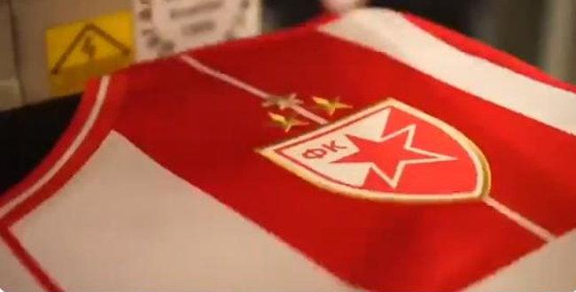 Delije odabrale, Zvezda predstavila novi dres! (foto)
