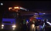 Delovi pežoa leteli po autoputu, pali na vozilo ministarke Joksimović, ona zvala Hitnu
