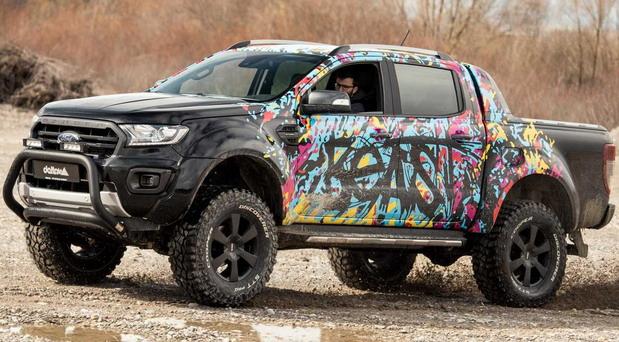 Delta 4x4 Ford Ranger