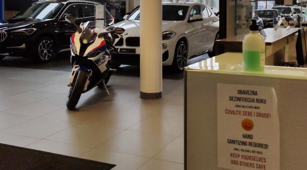 Delta Motors prodajni saloni i servis su tu za vas