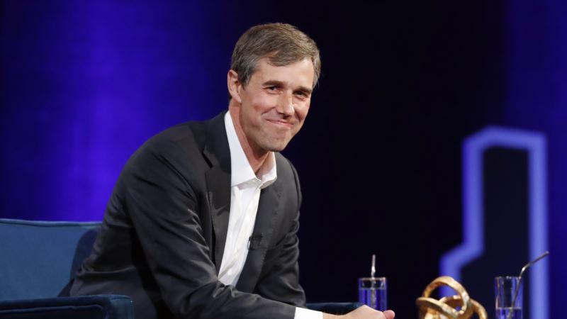 Demokrata Beto O'Rurk kandidovao se za predsednika