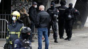 Demokrate Srbije pozvale da se ne prikazuju slike i snimci ubistava