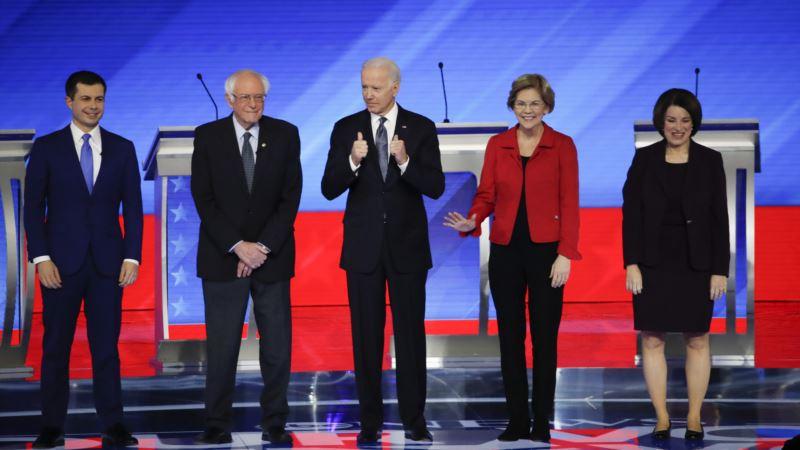 Blumberg izbio na drugo mesto, prvi put učestvuje u debati demokrata