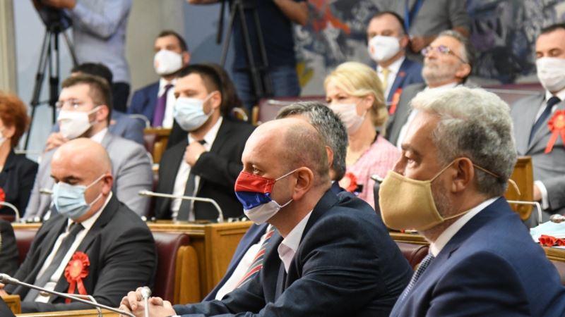 Demokratski front kamen u cipelama nove vlasti u Crnoj Gori