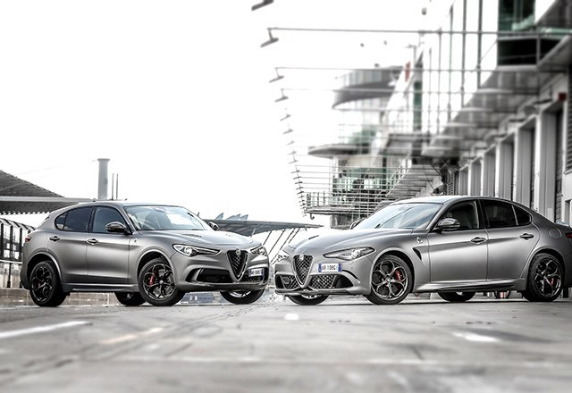 Demonstracija izvrsnosti  brenda Alfa Romeo