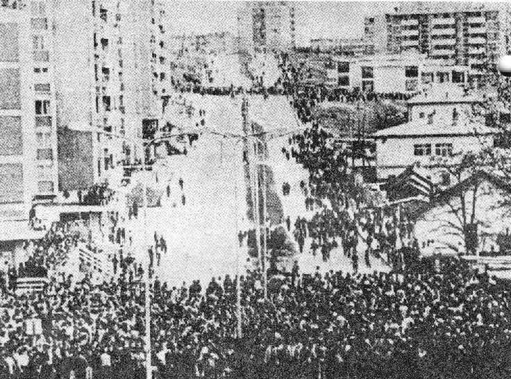 Petar Ristanović: Demonstracije Albanaca na Kosovu 1981. godine (II)