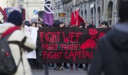 Demonstracije protiv Trampa u Bernu