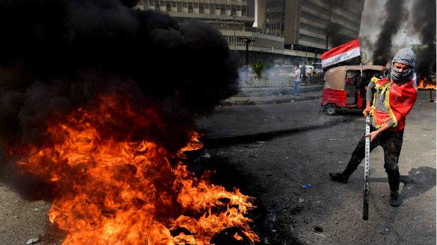 Demonstranti u Iraku napali iranski konzulat