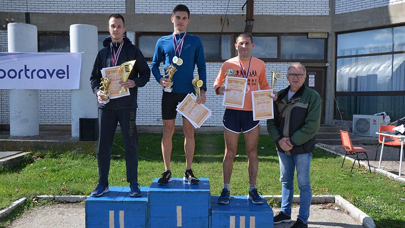 Denis Firulović pobednik 24. Crnovrškog maratona
