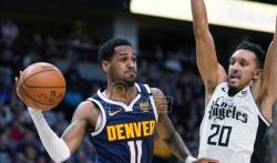 Denver bolji od Klipersa, 20 poena i 15 skokova Jokića (VIDEO)