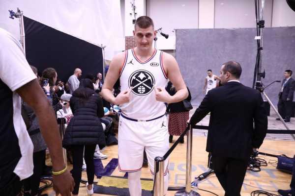 Denver se diči svojim Džokerom u špilu NBA zvezda