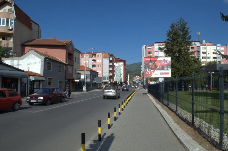 Deo Ulice knjaza Miloša u Pirotu zatvoren za saobraćaj od utorka do petka