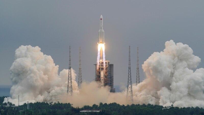 Deo kineske rakete težak 18 tona ulazi u atmosferu u nedelju
